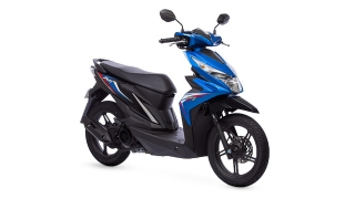 2020 Honda BeAT 110 Fashion Sport Blue Philippines