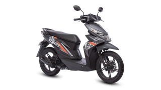 2020 Honda BeAT 110 Street Grey Philippines