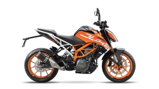 2020 KTM 390 Duke Orange Philippines