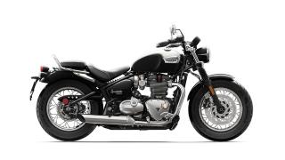 2020 riumph Bonneville Speedmaster Fusion White/Phantom Black