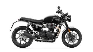 2020 Triumph Speed Twin side Jet Black
