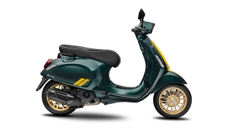 2020 Vespa Sprint Racing Sixties side Philippines