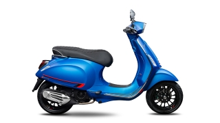2020 Vespa Sprint S 150 side Philippines
