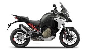 2021 Ducati V4S Grey