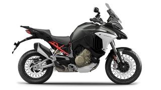 Ducati Multistrada V4 S SW Grey