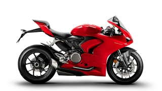 Ducati Panigale V2 ABS Red