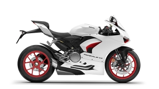 Ducati Panigale V2 ABS White