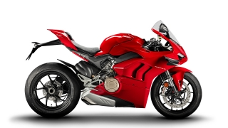 Ducati Panigale V4 ABS Red