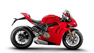 Ducati Panigale V4S Red