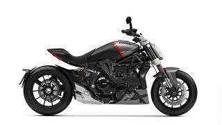 Ducati XDiavel Black Star Livery